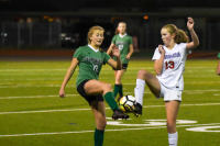 Gallery: Girls Soccer Mark Morris @ Tumwater